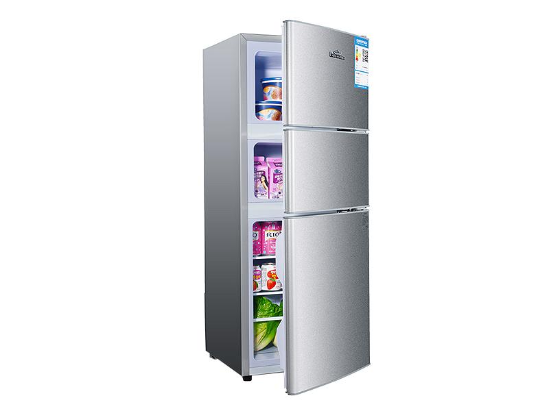 Réfrigérateur 3 portes grande capacité