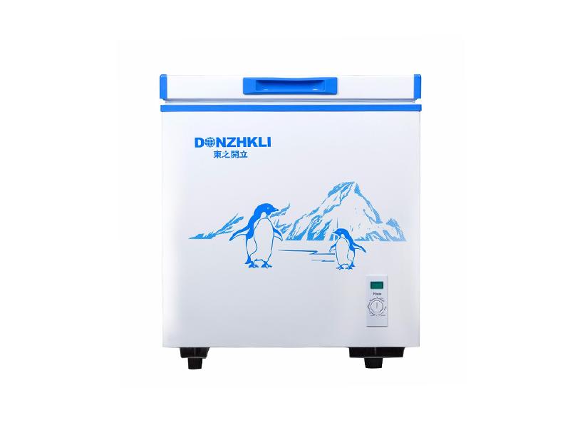 Mini congélateur de coffre de vente chaude de haute qualité